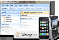 Cloud Exchange 2010 Email Hosting