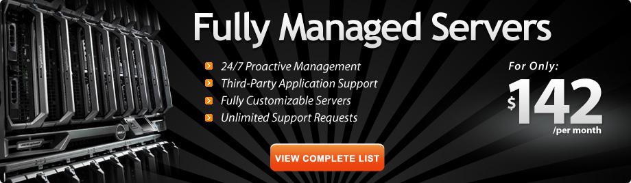 Fully Managed Servers